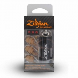 Zildjian HD Earpluges Tan *China* Kulak Tıkacı