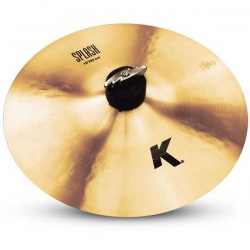 Zildjian K0858 10 K  Splash Crash Paper Thin