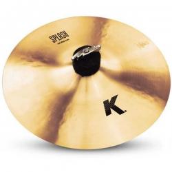 Zildjian K0858 10 K  Splash Crash Paper Thin