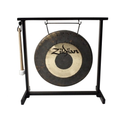 Zildjian P0565 12 Inch Gong Seti (Mallet ve Stand)