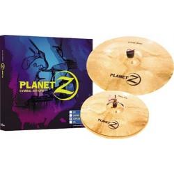 Zildjian PZ1318 Planet Z 2'li Zil Seti