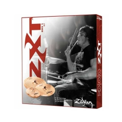 Zildjian Rock Cymbal Set Up 4 Pack Zil Seti