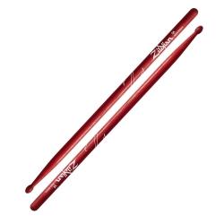 Zildjian Z5AR 5a Wood Tip Hickory Baget (Kırmızı)