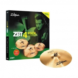 Zildjian ZBT 4 Setup Rock  Zil Seti
