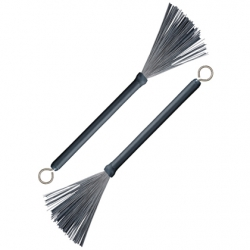 Zildjian ZSDWBZB1 Professional Wire Brush Baget