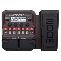 Zoom A1X FOUR Akustik Multi Efekt Prosesörü
