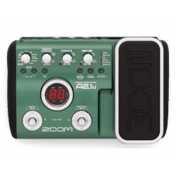 Zoom A2.1u Akustik Gitar Prosesörü