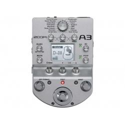 Zoom A3 Akustik Gitar Prosesör