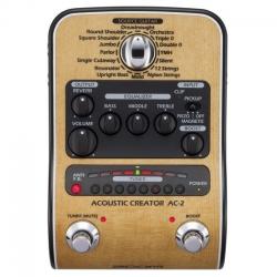 Zoom AC-2 Acoustic Creator Efekt Pedalı