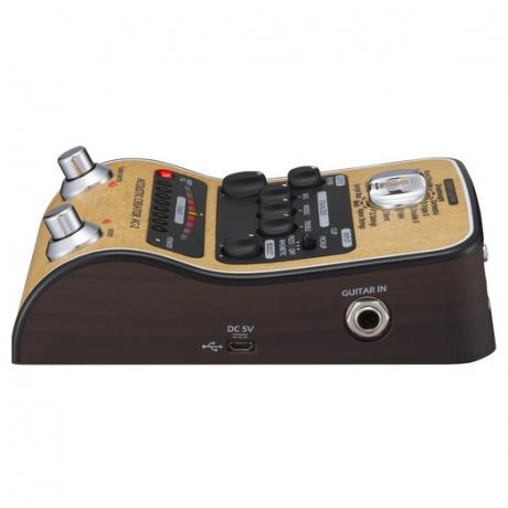 Zoom AC-2 Acoustic Creator Efekt Pedalı<br>Fotoğraf: 5/6