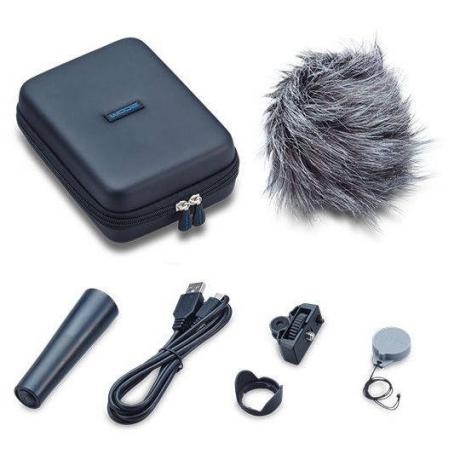 Zoom APQ-2n Aksesuar Paketi (Q2n Handy Recorder için)<br>Fotoğraf: 1/1