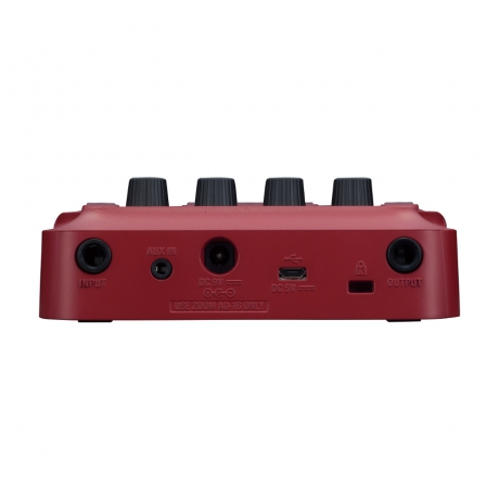 Zoom B1 FOUR Bass Multi-Efekt Prosesörü<br>Fotoğraf: 3/3