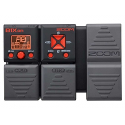 Zoom B1Xon Multi-Efekt Bass Prosesörü