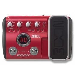 Zoom B2.1u Bas Gitar Prosesörü