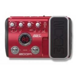 Zoom B2.1u Bass Gitar Prosesörü