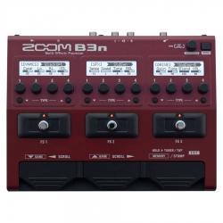 Zoom B3n Bas Multi Efekt Prosesörü