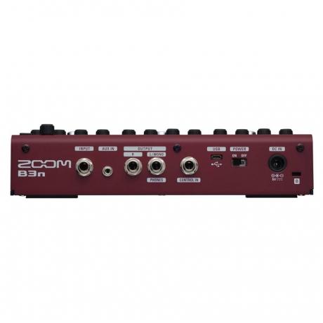 Zoom B3n Bass Multi Efekt Processor<br>Fotoğraf: 3/3