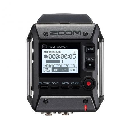 Zoom Dijital Multitrack Recorder (F1-LP)<br>Fotoğraf: 3/4