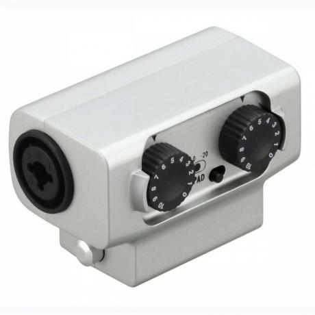 Zoom EXH-6 H6 İçin XLR/TRS Combo Kapsül<br>Fotoğraf: 1/1