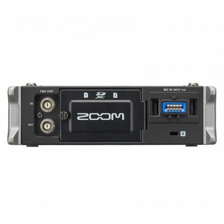 Zoom F4 Multitrack Field Kayıt Cihazı<br>Fotoğraf: 2/4