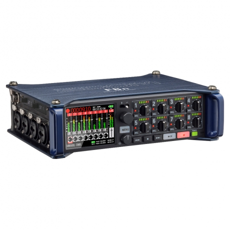 Zoom F8N Multitrack Field Recorder<br>Fotoğraf: 2/8
