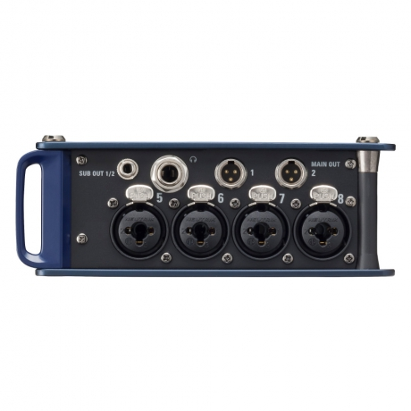 Zoom F8N Multitrack Field Recorder<br>Fotoğraf: 4/8