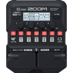 Zoom G1 FOUR Multi-Efekt Prosesör