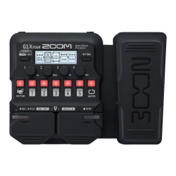 Zoom G1x FOUR Expression Pedallı Multi-Efekt Prosesör