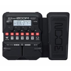 Zoom G1x FOUR Expression Pedallı Multi-Efekt Prosesörü