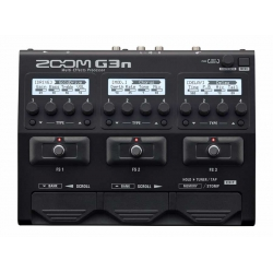 Zoom G3n Multi-Effects Prosesörü