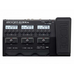Zoom G3Xn Multi-Effects Prosesörü