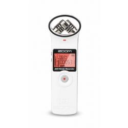Zoom H1 Beyaz Ses Kayıt Cihazı