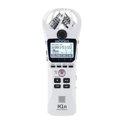 Zoom H1n Digital Handy Recorder (Beyaz)