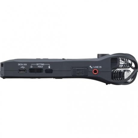 Zoom H1n Digital Handy Recorder (Siyah)<br>Fotoğraf: 4/6