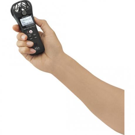 Zoom H1n Digital Handy Recorder (Siyah)<br>Fotoğraf: 6/6