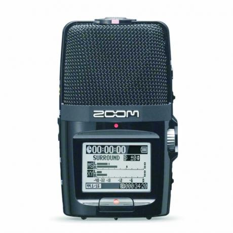 Zoom H2N Ses Kayıt Aleti<br>Fotoğraf: 1/1