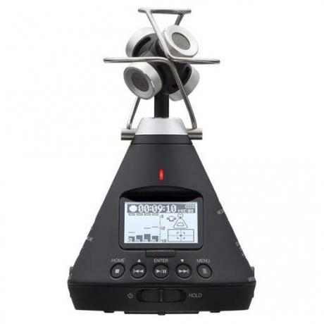 Zoom H3-VR 360 Derece VR Ses Kayıt Cihazı<br>Fotoğraf: 1/5