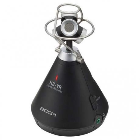 Zoom H3-VR 360 Derece VR Ses Kayıt Cihazı<br>Fotoğraf: 3/5