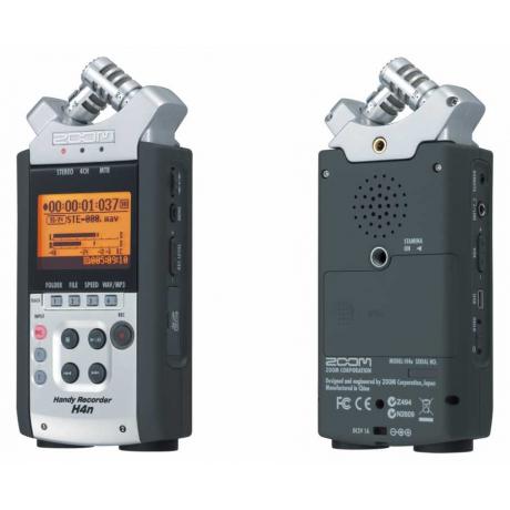 Zoom H4N-SP Ses Kayıt Aleti<br>Fotoğraf: 2/3