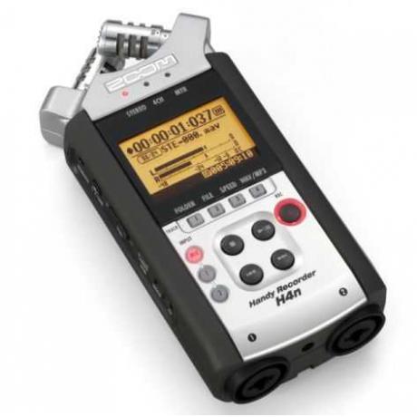 Zoom H4N-SP Ses Kayıt Aleti<br>Fotoğraf: 1/3