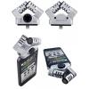 Zoom IQ6 Stereo Kayıt Mikrofonu iPhone/iPad/iPod Uyumlu<br>Fotoğraf: 3/3