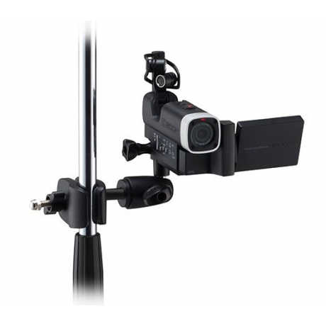 Zoom MSM-1 Q4 ve Q8 için Mikrofon Stand Tutucu<br>Fotoğraf: 1/1