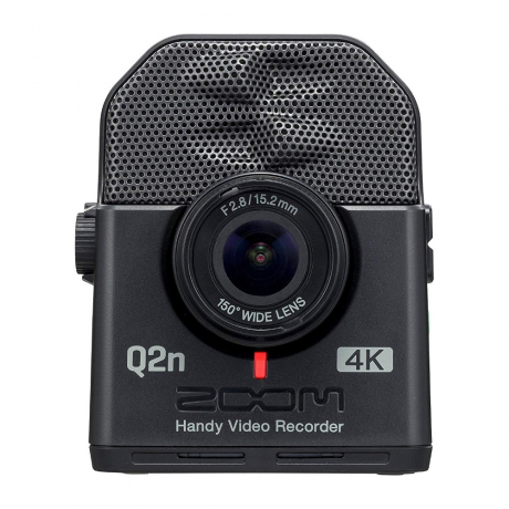 Zoom Q2N-4K Ses ve Video Recorder<br>Fotoğraf: 1/5