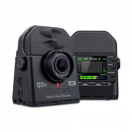 Zoom Q2N-4K Ses ve Video Recorder<br>Fotoğraf: 5/5