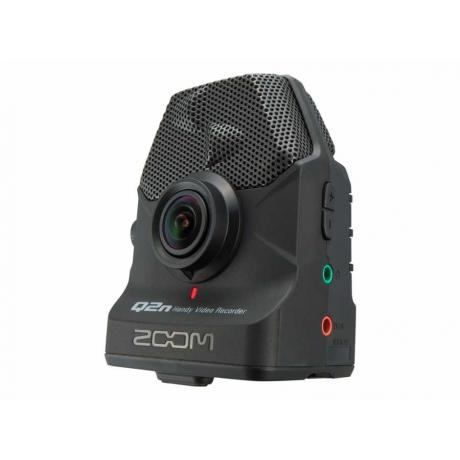 Zoom Q2n Handy Ses ve Video Kayıt Cihazı<br>Fotoğraf: 1/4