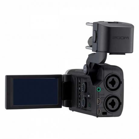 Zoom Q8 HD Video ve Ses Kaydedici<br>Fotoğraf: 2/5