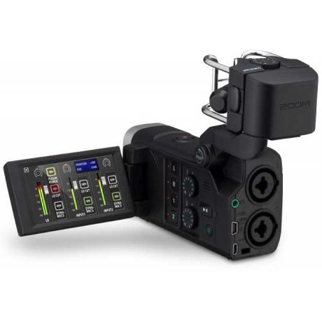 Zoom Q8 HD Video ve Ses Kaydedici<br>Fotoğraf: 4/5