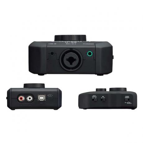 Zoom U-22 Handy Audio Interface<br>Fotoğraf: 4/4