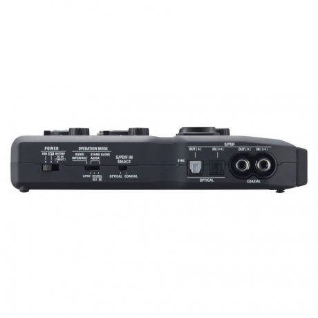 Zoom U-44 Handy Audio Interface<br>Fotoğraf: 4/6