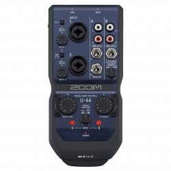 Zoom U-44 Handy Ses Kartı
